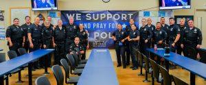 Final LAPD Outreach #4 – Topanga Division